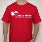 We're Ordering Dubois-Pike T-Shirts!